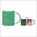 Patterned Changing Mug