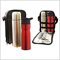 Travelling Thermo Flask & Trendy Bottle Set